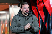 Norwich City manager Daniel Farke before the EFL Cup 4th round match between Bournemouth and Norwich City at the Vitality Stadium, Bournemouth, England on 30 October 2018.