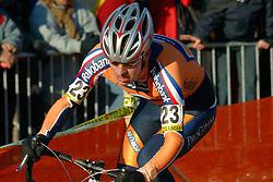 29-01-2006 WIELRENNEN: UCI CYCLO CROSS WERELD KAMPIOENSCHAPPEN ELITE: ZEDDAM <br /> Maarten Nijland<br /> ©2006-WWW.FOTOHOOGENDOORN.NL