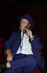 Racing tipster JOHN McCRIRICK at a party hosted by Frankie Dettori, Marco Pierre White and Edward Taylor to celebrate the launch of Frankie's Italian Bar & Grill at 3 Yeomans Row, London SW3 on 2nd September 2004.
