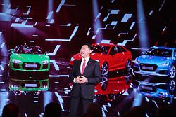 April 25, 2018 - Beijin, Beijin, China - Beijing, CHINA-25th April 2018: The Auto China 2018 kicks off in Beijing, April 25th, 2018. (Credit Image: © SIPA Asia via ZUMA Wire)