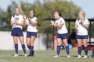 September 29, 2016: The Rogers State University Hillcats play the Oklahoma Christian University Eagles on the campus of Oklahoma Christian University