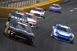 May 26, 2018 - Concord, North Carolina, United States of America - Ryan Sieg (39) brings his car through the turns during the Alsco 300 at Charlotte Motor Speedway in Concord, North Carolina. (Credit Image: © Chris Owens Asp Inc/ASP via ZUMA Wire)