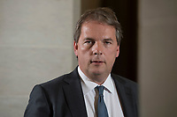 20 JUN 2012, BERLIN/GERMANY:<br /> Christof Ruehl, Chefoekonom/Chefvolkswirt der BP Gruppe in London, Humbold Carre<br /> IMAGE: 20120620-01-024<br /> KEYWORDS: Christof Rühl