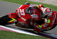Marco Melandri, Commercial Bank Grand Prix of Qatar, MOTO GP class, Losail International Circuit, 8 April 2006