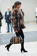 Patchwork Fur and Leopard Bag, Outside Schiaparelli