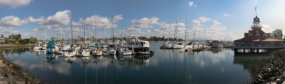 Glorietta Bay at Coronado Island San Diego