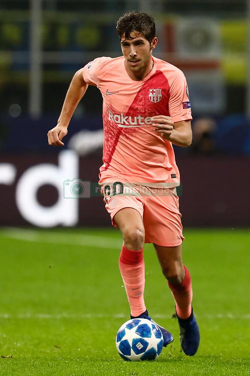 صور مباراة : إنتر ميلان - برشلونة 1-1 ( 06-11-2018 )  20181107-zaa-n230-037