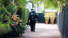 Auckland-Man in custody after AOS incident in Greenlane