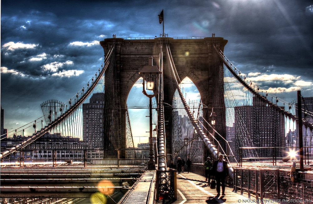 New York City HDR Photography