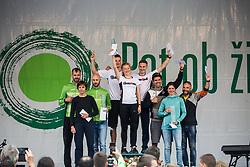 Tek trojk at event Pot ob zici 2019, on May 11, 2019 in Ljubljana, Slovenia. Photo by Peter Podobnik / Sportida