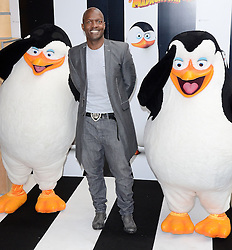 Kevin Adams attends Penguins of Madagascar Multimedia Screening at Vue West End, Leicester Square, London on Saturday 29th   November 2014