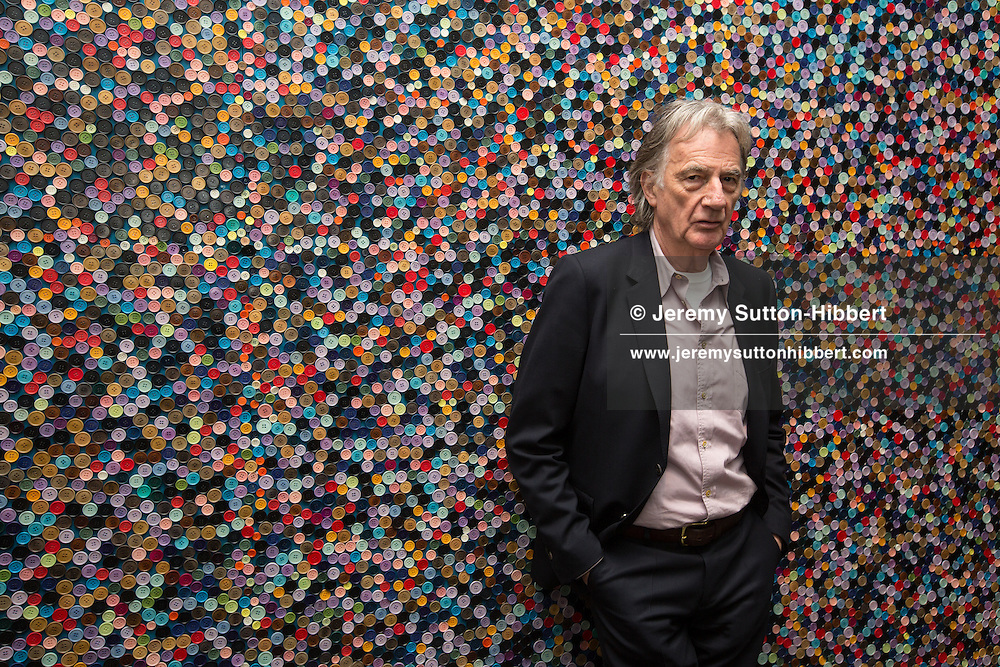 World-renowned designer Paul Smith opens the 'Hello, My Name Is Paul Smith', exhibition at The Lighthouse, in Glasgow, Scotland, on 20 January 2016. <br /> The exhibition, drawing from Paul Smith's career and personal archives and collections, runs at The Lighthouse, Scotland's Centre for Design and Architecture, from January 21st until 20th March 2016. The exhibition invites you into Paul Smith's world; a world of fashion, creation, inspiration, collaboration, wit and beauty.
