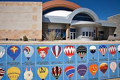Albuquerque International Balloon Museum - photos