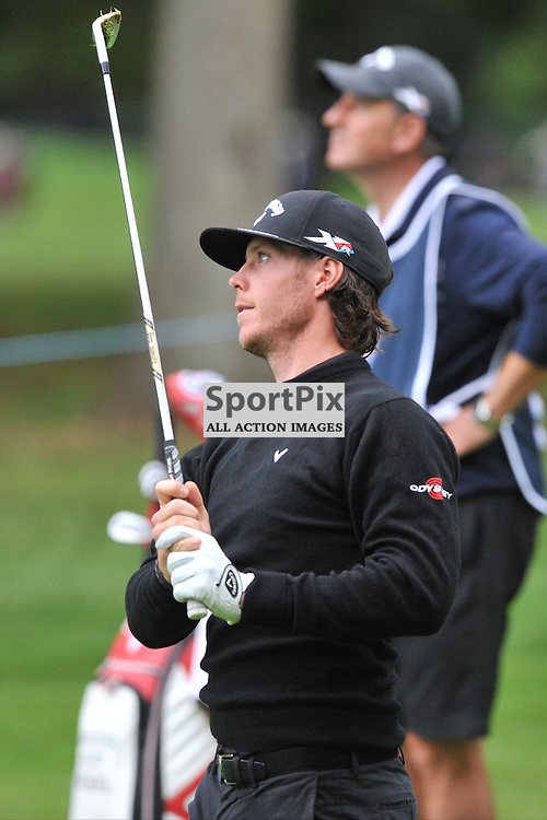 Krisotffer Broberg, Sweden, British Masters, European Tour, Woburn Golf Club, 8th October 2015