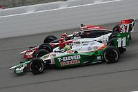 Tony Kanaan, Road Runner Turbo Indy 300, Kansas Speedway, Kansas City, KS USA  5/1/2010