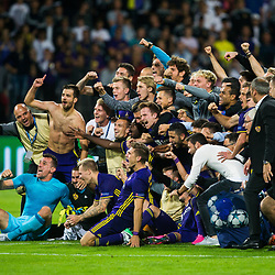 20170822: SLO, Football - UEFA Champions League Qualifications: NK Maribor vs Hapoel Beer-Sheva