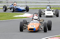 HSCC Gold Cup Oulton Park, Cheshire, United Kingdom.  28th-29th August 2011.  Race 10 HSCC Grand Stand Motor Sport Historic Formula Ford In Association with Avon Tyres. 5 Benn Simms - Alexis Mk14. World Copyright: Peter Taylor/PSP. Copy of publication required for printed pictures. Every used picture is fee-liable.