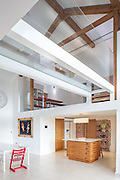 norwich norfolk house interior architecture glass bridge