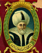 Bayezid II (December 3, 1447 – May 26, 1512) oldest son and successor of Mehmet II, ruling as Sultan of the Ottoman Empire from 1481 to 1512.