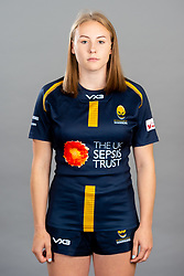 Anna Stowell during the Worcester Warriors Women Media Day - Ryan Hiscott/JMP - 28/09/2019 - SPORT - Sixways Stadium - Worcester, England - Worcester Warriors Women Media Day