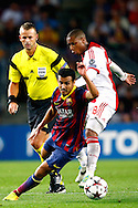 Onderwerp/Subject: FC Barcelona - Ajax - Champions League<br /> Reklame:  <br /> Club/Team/Country: <br /> Seizoen/Season: 2013/2014<br /> FOTO/PHOTO: PEDRO ( Pedro Eliezer Rodriguez LEDESMA ) (L) of FC Barcelona in duel with Lerin DUARTE (R) of Ajax. (Photo by PICS UNITED)<br /> <br /> Trefwoorden/Keywords: <br /> #04 $94 &plusmn;1377835766895<br /> Photo- &amp; Copyrights &copy; PICS UNITED <br /> P.O. Box 7164 - 5605 BE  EINDHOVEN (THE NETHERLANDS) <br /> Phone +31 (0)40 296 28 00 <br /> Fax +31 (0) 40 248 47 43 <br /> http://www.pics-united.com <br /> e-mail : sales@pics-united.com (If you would like to raise any issues regarding any aspects of products / service of PICS UNITED) or <br /> e-mail : sales@pics-united.com   <br /> <br /> ATTENTIE: <br /> Publicatie ook bij aanbieding door derden is slechts toegestaan na verkregen toestemming van Pics United. <br /> VOLLEDIGE NAAMSVERMELDING IS VERPLICHT! (&copy; PICS UNITED/Naam Fotograaf, zie veld 4 van de bestandsinfo 'credits') <br /> ATTENTION:  <br /> &copy; Pics United. Reproduction/publication of this photo by any parties is only permitted after authorisation is sought and obtained from  PICS UNITED- THE NETHERLANDS