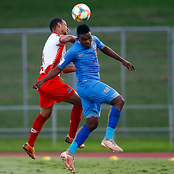 General views during the Premier Soccer League (PSL) promotion play-off  match between  Royal Eagles and Maritzburg United F.C. at the Chatsworth Stadium Durban.South Africa,29,05,2019