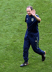 Republic of Ireland Manager Martin O'Neill  - Mandatory by-line: Joe Meredith/JMP - 26/06/2016 - FOOTBALL - Stade de Lyon - Lyon, France - France v Republic of Ireland - UEFA European Championship Round of 16