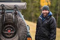 Photographer Thomas O'Brien in Colorado