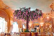 Restaurant L'Espadon,  H&ocirc;tel Ritz Paris, Paris-Ile de France, France.<br /> L'Espadon's restaurant, Hotel Ritz Paris, Paris-Ile-de-France region, France.
