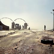 Western Sahara refugee camps, Tindouf (Algeria)