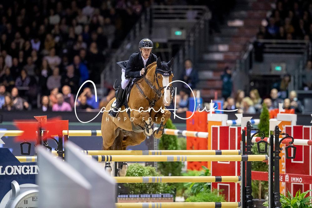 Ehning Marcus, GER, Funky Fred<br /> Jumping International de Bordeaux 2020<br /> © Hippo Foto - Dirk Caremans<br />  08/02/2020