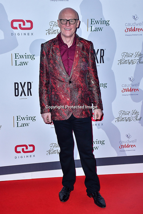 John Caudwell arrive at Float Like A Butterfly Ball for Caudwell Children Charity at Grosvenor House Hotel on 16 November 2019, London, UK.