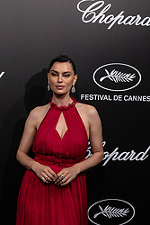May 21, 2019 - Cannes, France - 72eme Festival International du Film de Cannes. Soiree de remise des Trophees Chopard 2019. 72th International Cannes Film Festival. 2019 Chopard Trophy.....239600 2019-05-20  Cannes France.. Marlon, Catrinel (Credit Image: © Yacine Fort/Starface via ZUMA Press)