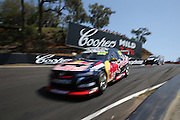 Craig Lowndes & Steve Richards (Red Bull Holden). 2015 Supercheap Auto Bathurst 1000. V8 Supercars Championship Round 10. Mount Panorama, Bathurst NSW. 8-11 October 2015. Photo: Clay Cross / photosport.nz