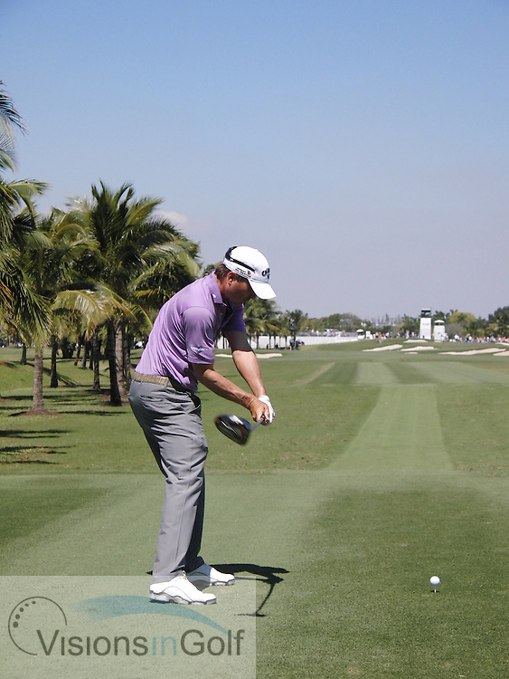 Kevin Kisner<br /> High Speed Swing Sequence<br /> March 2016