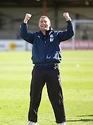 Barry Smith celebrates - Ross County v Dundee - IRN BRU Scottish Football League First Division at Victoria Park<br /> <br /> <br /> <br /> http://www.davidyoungphoto.co.uk
