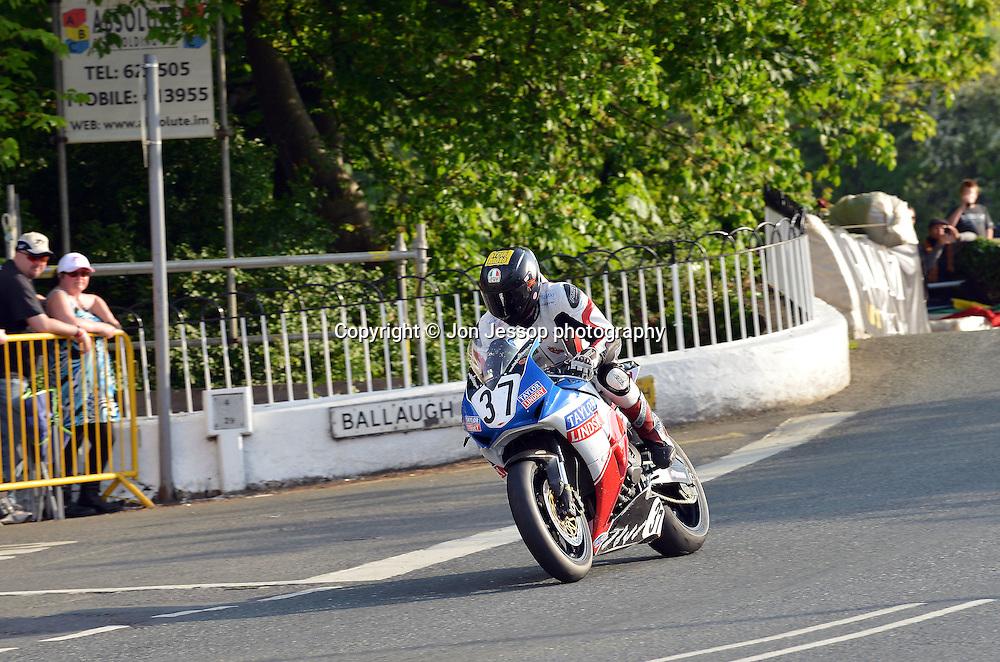 #37 Ivan Lintin Honda Taylor Lindsey Racing