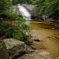 Beede Falls, Sandwich Notch Road, New Hampshire.