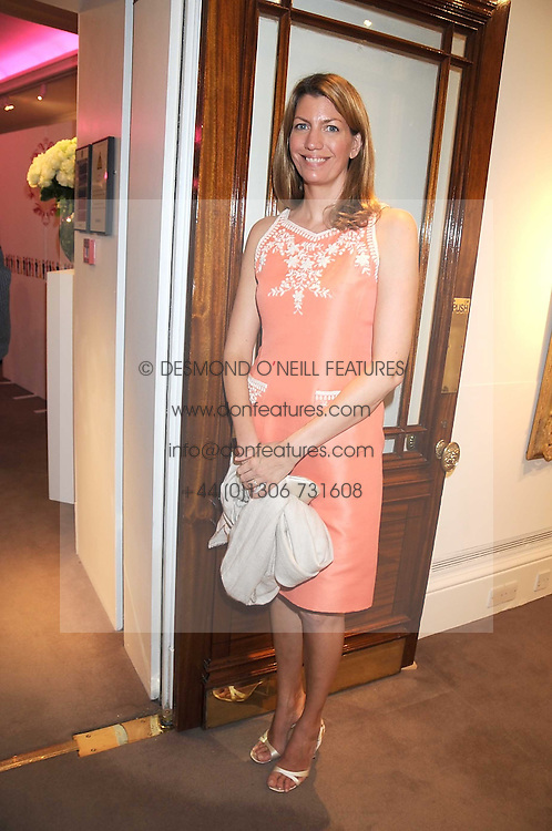 COUNTESS RICCARDO PAVONCELLI she was Cosima Von Bulow daughter of Claus Von Bulow at the annual Sotheby's Summer Party held at their auction rooms 34-35 New Bond Street, London W1 on 19th June 2008.<br /><br />NON EXCLUSIVE - WORLD RIGHTS