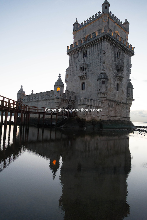 Portugal. Lisbon. Belem tower