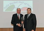 MILANO 13 MARZO 2011<br /> FIP HALL OF FAME<br /> NELLA FOTO MASSIMO MASINI<br /> FOTO CIAMILLO
