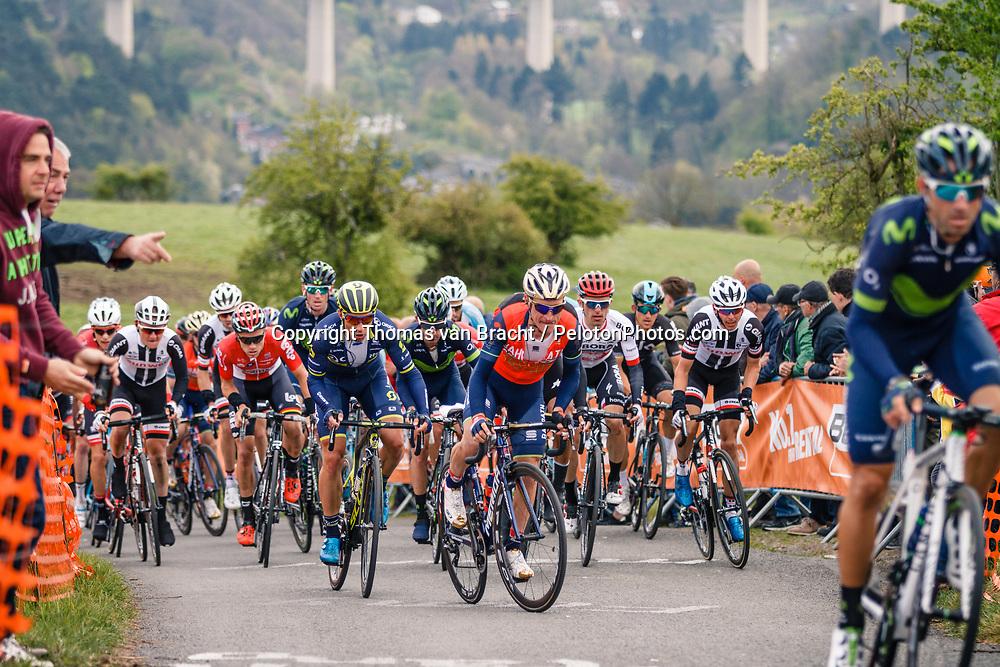 2017 Liège-Bastogne-Liège (UCI WorldTour) Belgium, 23 April 2017, Photo by Thomas van Bracht / PelotonPhotos.com