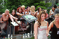 Ashley Greene The Twilight Saga: Eclipse UK Gala Premiere, Leicester Square Gardens, London, UK, 01 July 2010:  For piQtured Sales contact: Ian@Piqtured.com +44(0)791 626 2580 (Picture by Richard Goldschmidt/Piqtured)