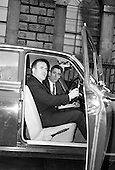 1964-23/03 Neill Blaney TD Takes Driving Test