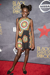 August 6, 2017 - New Jersey, U.S - SOKHNA DIALLO, at the Black Girls Rock 2017 red carpet. Black Girls Rock 2017 was held at the New Jersey Performing Arts Center in Newark New Jersey. (Credit Image: © Ricky Fitchett via ZUMA Wire)