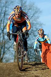 29-01-2006 WIELRENNEN: UCI CYCLO CROSS WERELD KAMPIOENSCHAPPEN ELITE: ZEDDAM <br /> Richard Groenendaal<br /> ©2006-WWW.FOTOHOOGENDOORN.NL