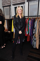 GABY ROSLIN at a private view of Atelier-Mayer.com's collection held at 131 Oakwood Court, London, on 24th November 2009.