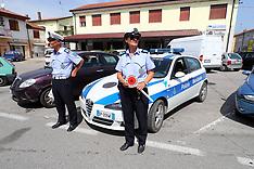 20170831 VIGILI URBANI POLIZIA MUNICIPALE LAGOSANTO