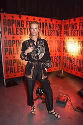 "Eva Herzigova at ""Hoping For Palestine"" Benefit Concert For Palestinian Refugee Children held at The Roundhouse, Chalk Farm Road, England. 04 June 2018. <br /> Photo by Dominic O'Neill/SilverHub 0203 174 1069/ 07711972644 - Editors@silverhubmedia.com"