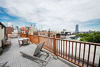 Roof Deck at 50 Orange Street